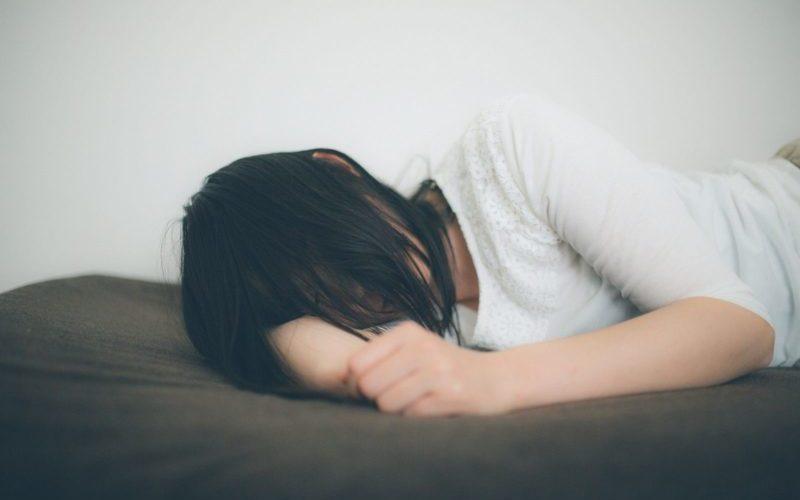 片思い辛い眠れない