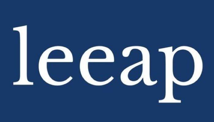 リープのロゴ