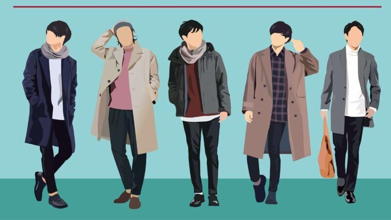 男子大学生ファッション通販