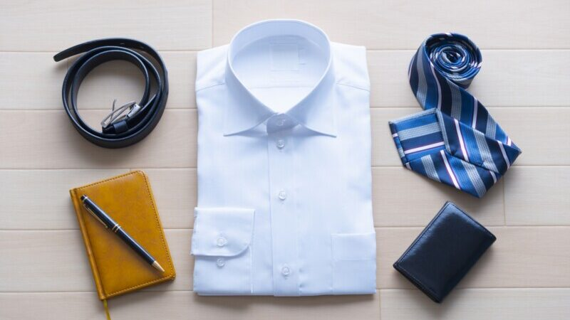 紳士服のセット