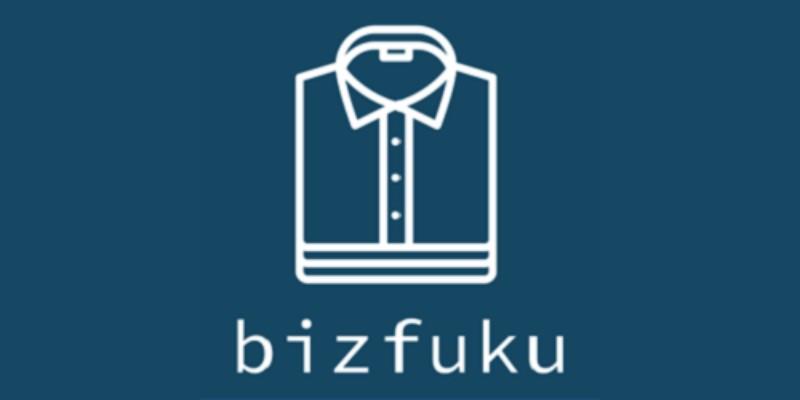 ビズ服のロゴ